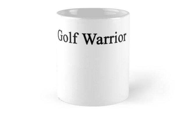 Golf Warrior  by supernova23