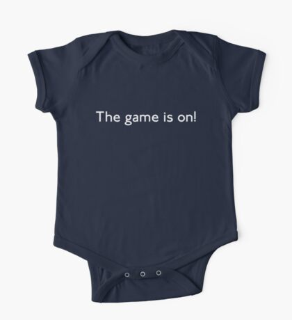 The Game is On! Kids Clothes