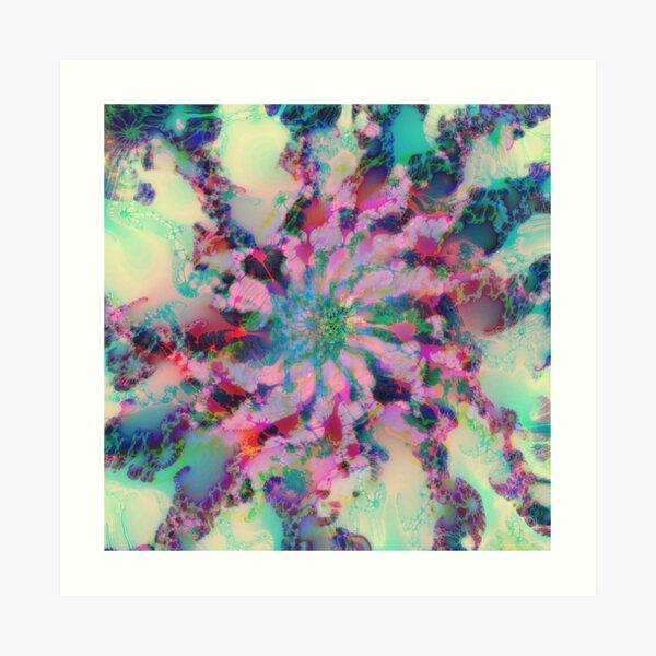 Fractalize Art Print