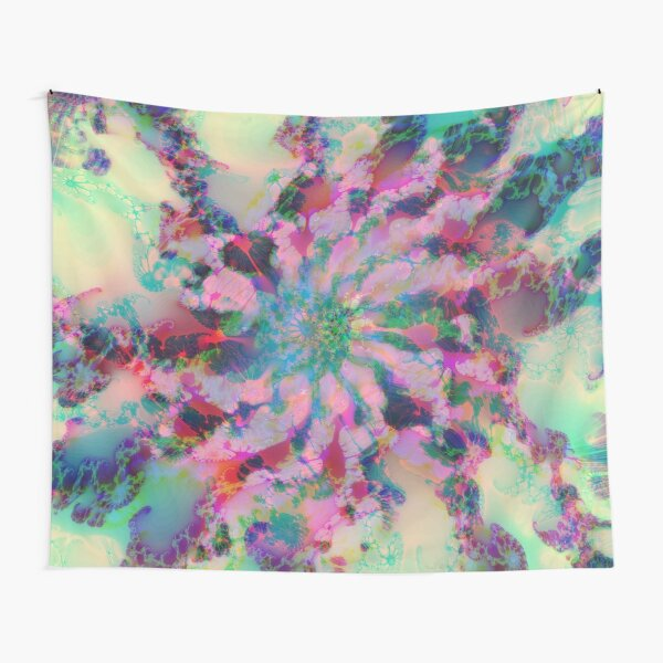 Fractalize Tapestry