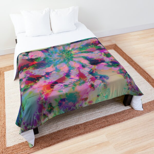 Fractalize Comforter
