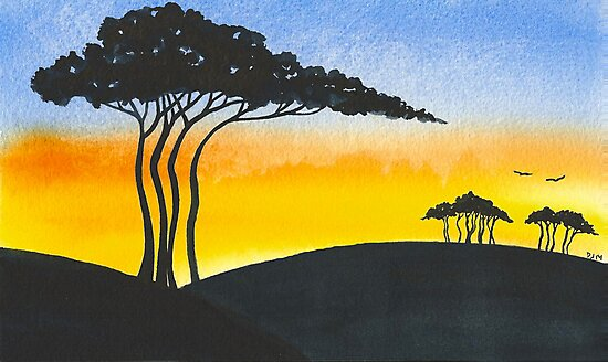 Acacia by Diane Johnson-Mosley