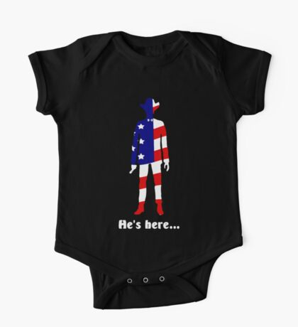 He's Here... Kids Clothes