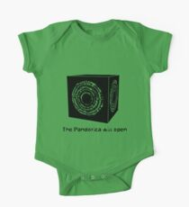 The Pandorica Will Open One Piece - Short Sleeve