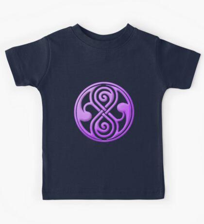 The Seal of Rassilon--Patrex Kids Clothes