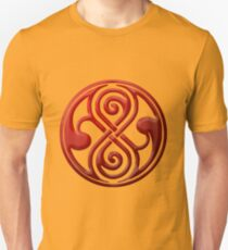 The Seal of Rassilon--Prydonian Unisex T-Shirt