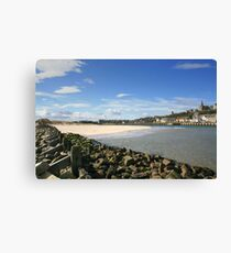 Lossiemouth Canvas Print