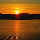 Sweet Sunset von William Carney