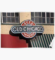 Denver - Old Chicago Beer Poster