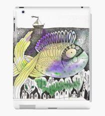 Underwater Town iPad Case/Skin