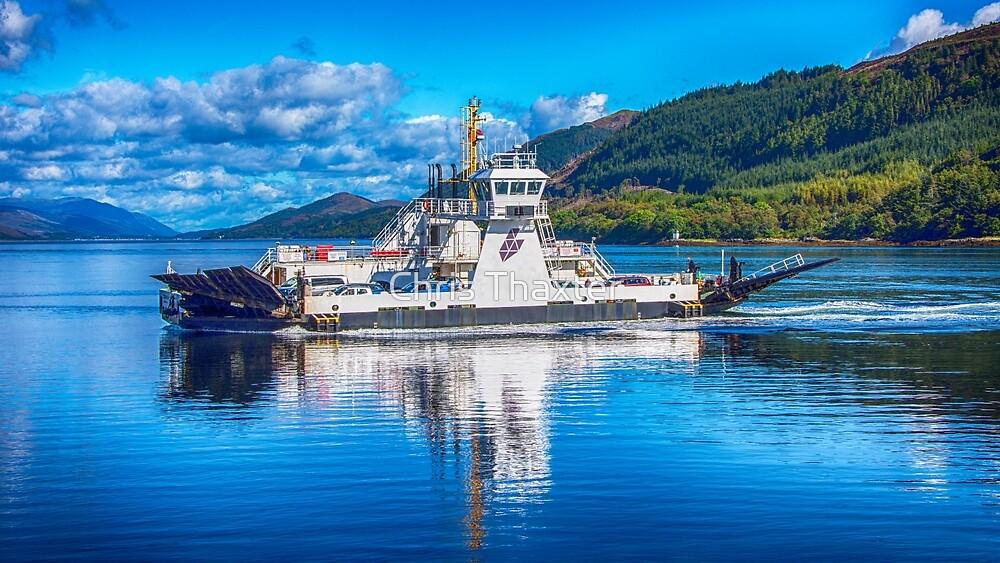 Corran Ferry 3 by Chris Thaxter
