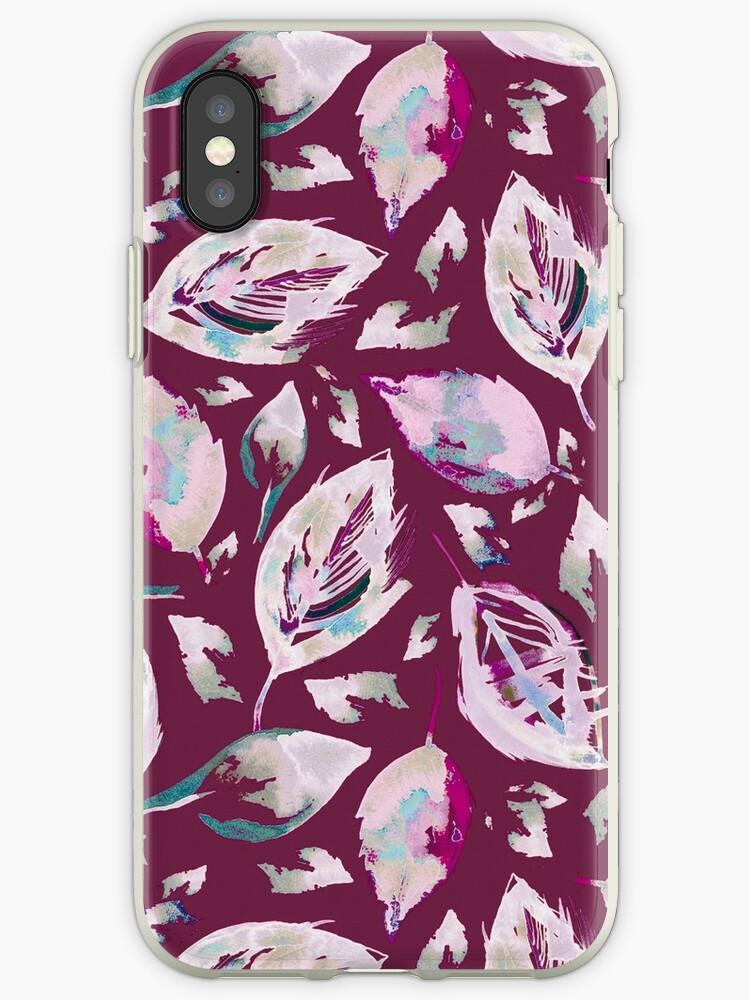 Pink feathers by ninoladesign