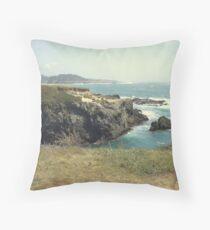 Mendocino  Headlands  Throw Pillow