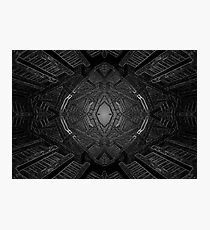 Alien spawning chamber Photographic Print