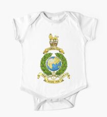 Royal Marines Emblem One Piece - Short Sleeve