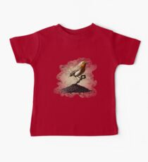 Mr. Robin Finds the Key Baby Tee
