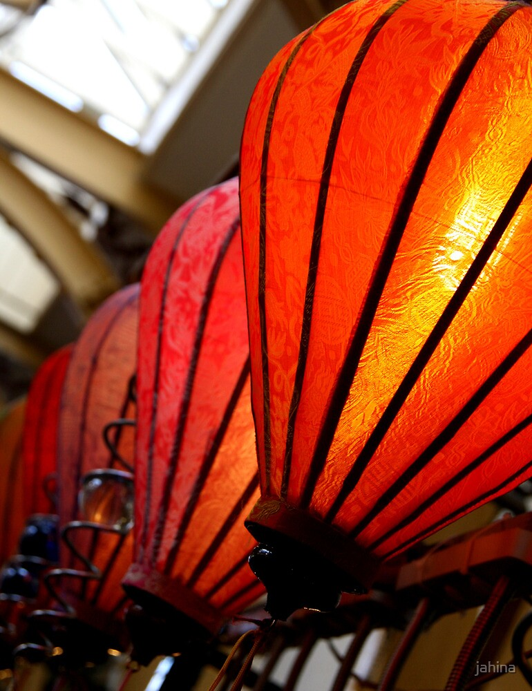 Lanterns by jahina