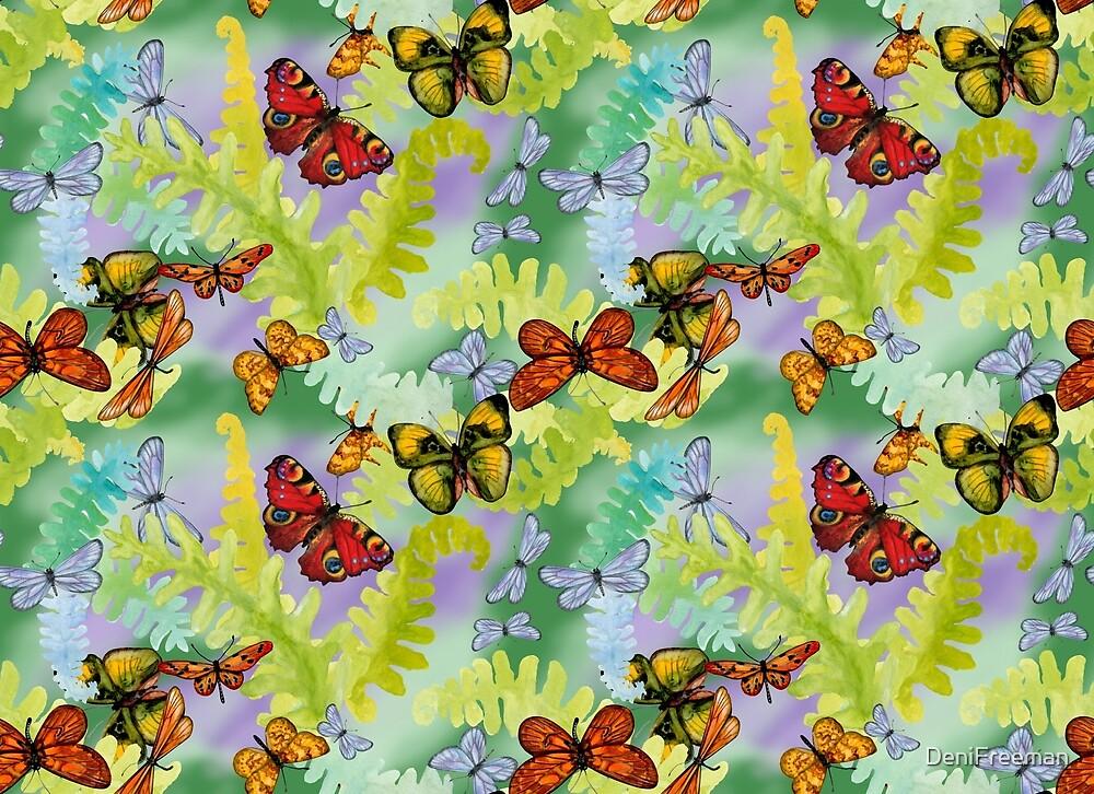 Butterfly Medley by DeniFreeman