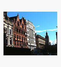 Glasgow  Photographic Print