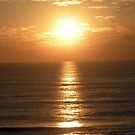 Cancun Sunrise by David Owens