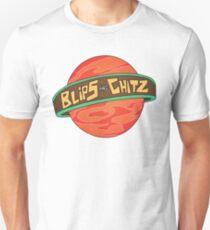 Rick & Morty - Blips and Chitz Unisex T-Shirt