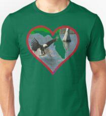 Florida lakes Unisex T-Shirt