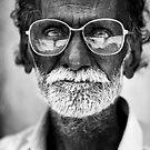 Street Portrait VI by Mark Smart