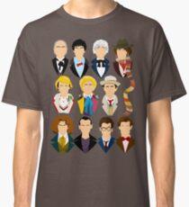 The Eleven Doctors  Classic T-Shirt