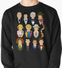 The Eleven Doctors  Pullover