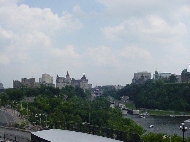 view of Ottawa by aldiah