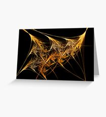 Dragon Flame 01 Greeting Card