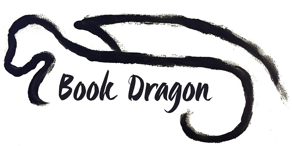 Book Dragon by becausereasons