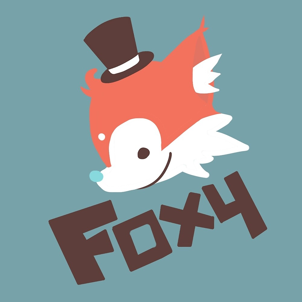 Foxy Fox by coralflowers