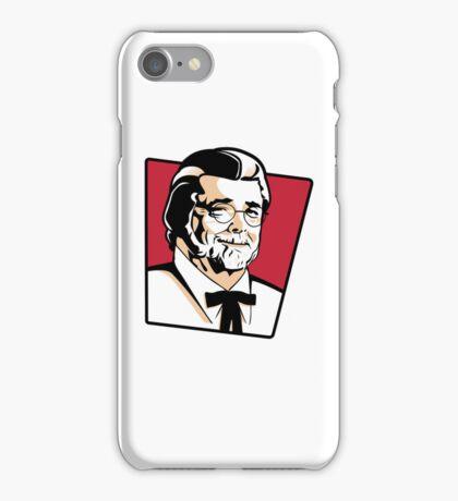 Colonel George iPhone Case/Skin