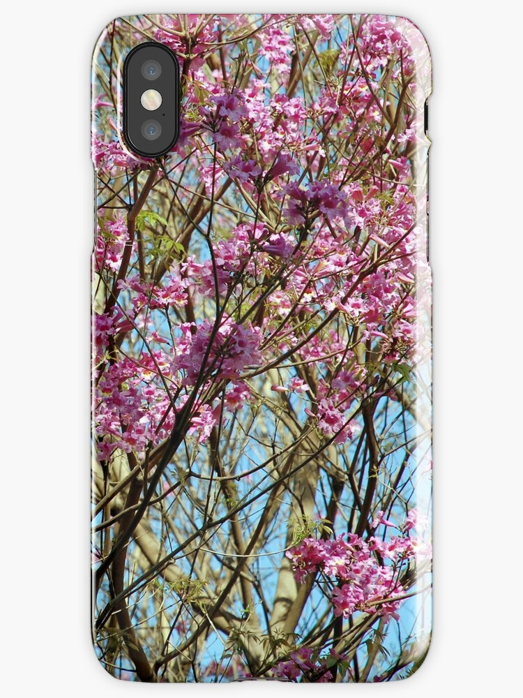 Lovely Flowers iPhone Case by Denis Marsili