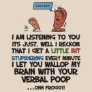 Ear Poop by alford