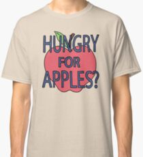 Rick & Morty - Hungry for Apples Classic T-Shirt