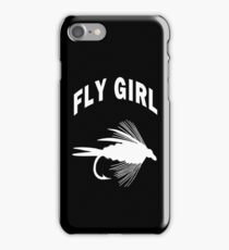 FLY GIRL - IPHONE CASE iPhone Case/Skin