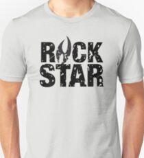 Logo Rock Star Slim Fit T-Shirt