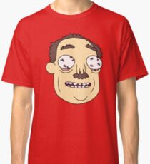 Rick & Morty - Ants In My Eyes Johnson Classic T-Shirt