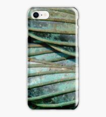 WIRE CABLE - IPHONE CASE iPhone Case/Skin