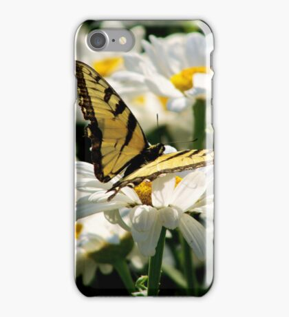 YELLOW BUTTERFLY - IPHONE CASE iPhone Case/Skin