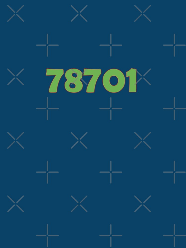 Austin ZIP Code 78701 by willpate