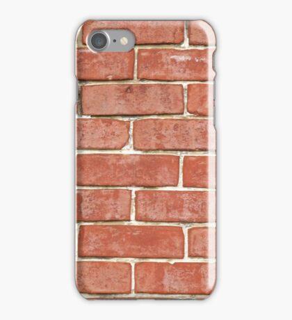 RED BRICK - IPHONE CASE iPhone Case/Skin