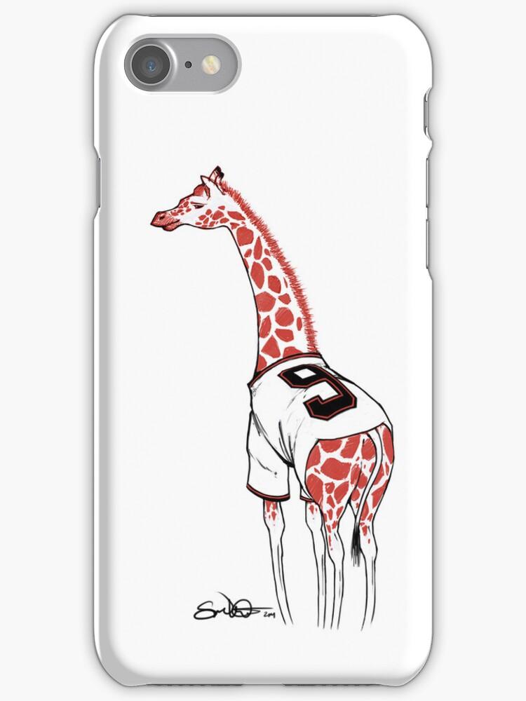Belt Giraffe (White) by swiener