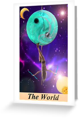 The World by Tarot Romance
