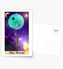 The World Postcards