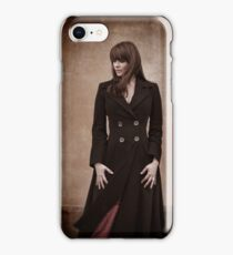 Amanda Tapping vs iPhone 4/s iPhone Case/Skin