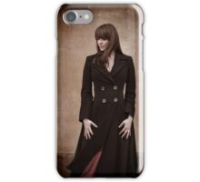 Amanda Tapping vs iPhone 4/s iPhone Case/Skin