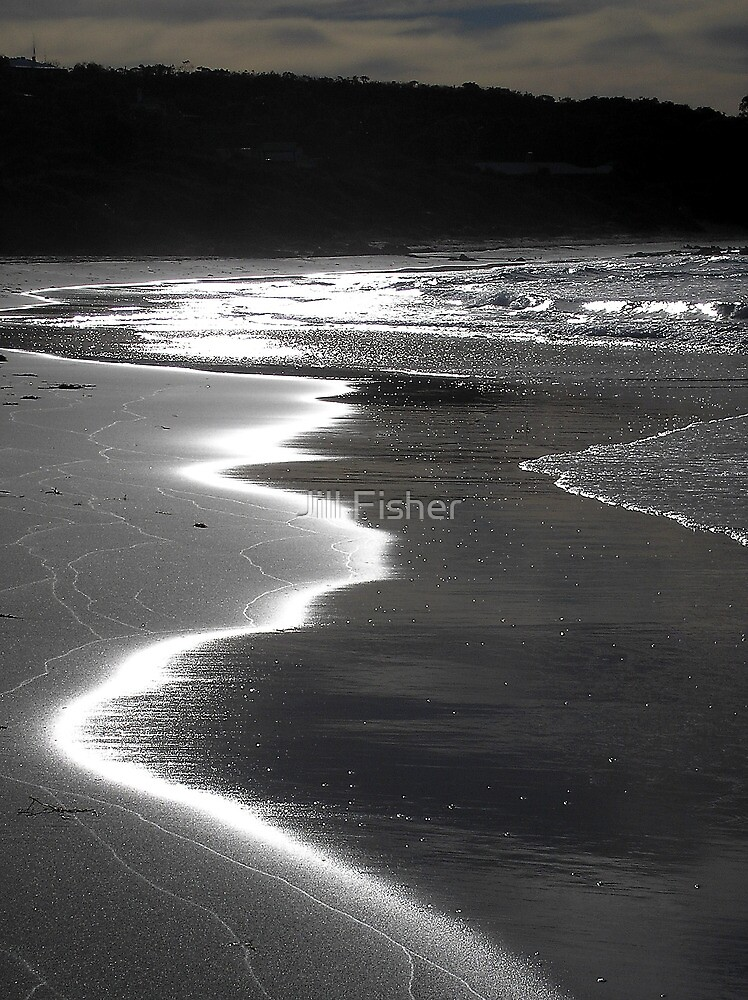 Silvery Sands by Jill Fisher